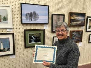 Long Earns First Place In Seneca County Arts Council Juried Show