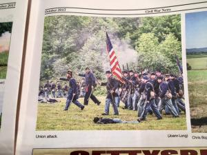 Long Published In Civil War News